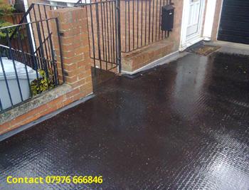 Kettering Asphalt Flat Roofing And Flooring Northamptonshire