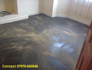 Floors In Mastic Asphalt